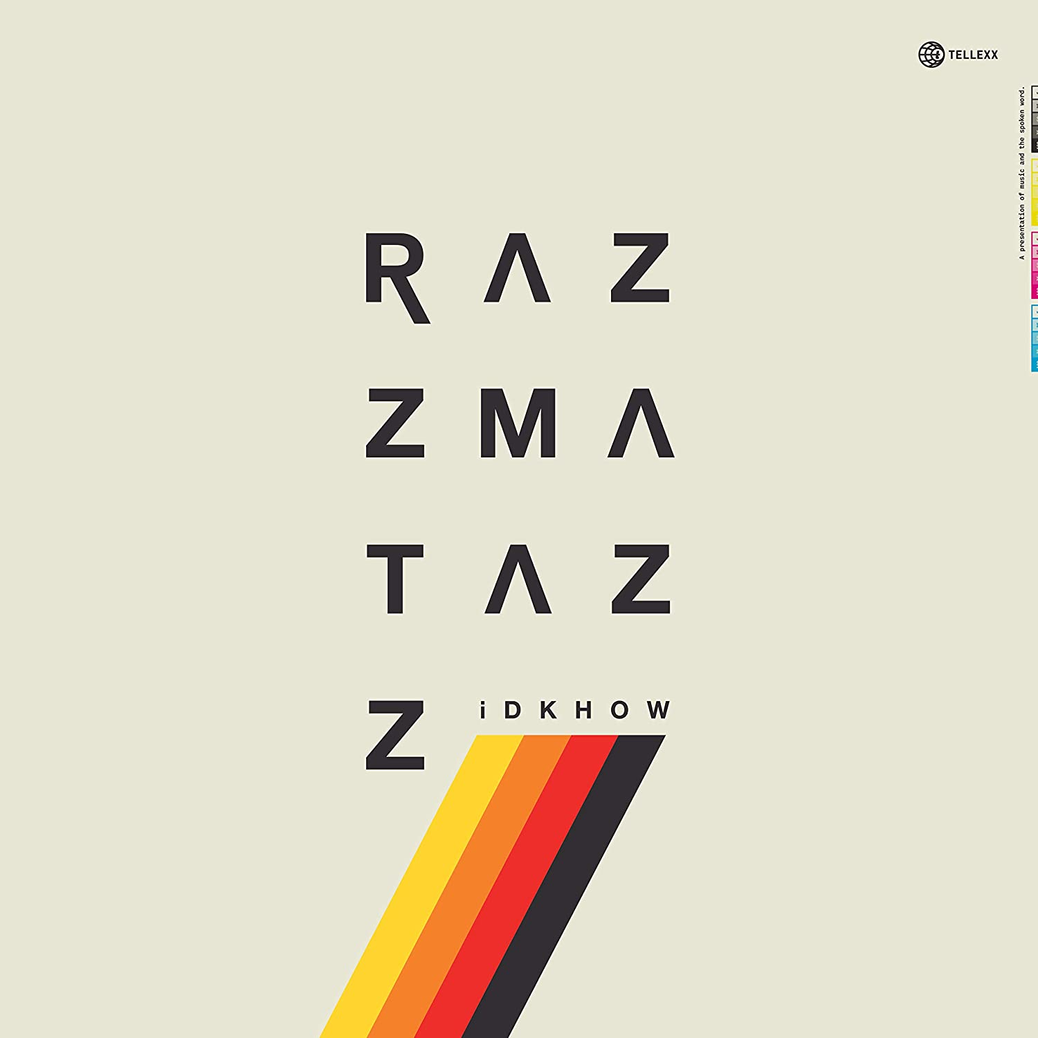 RAZZMATAZZ by I Don't Know How But They Found Me