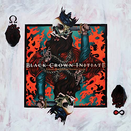 Violent Portraits of Doomed Escape by Black Crown Initiate