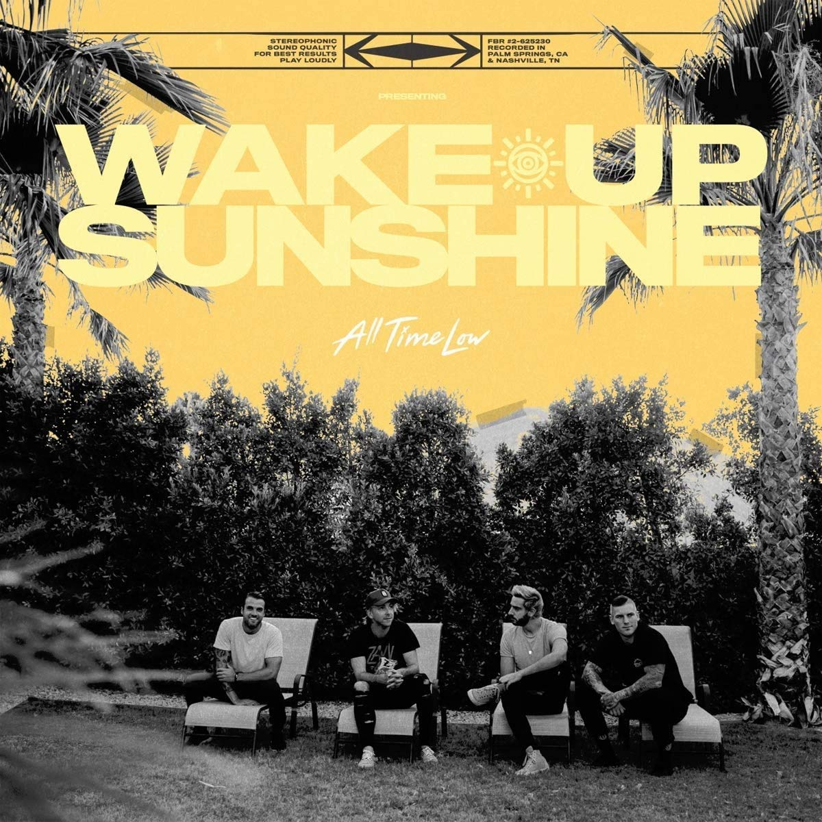 Wake Up, Sunshine by All Time Low