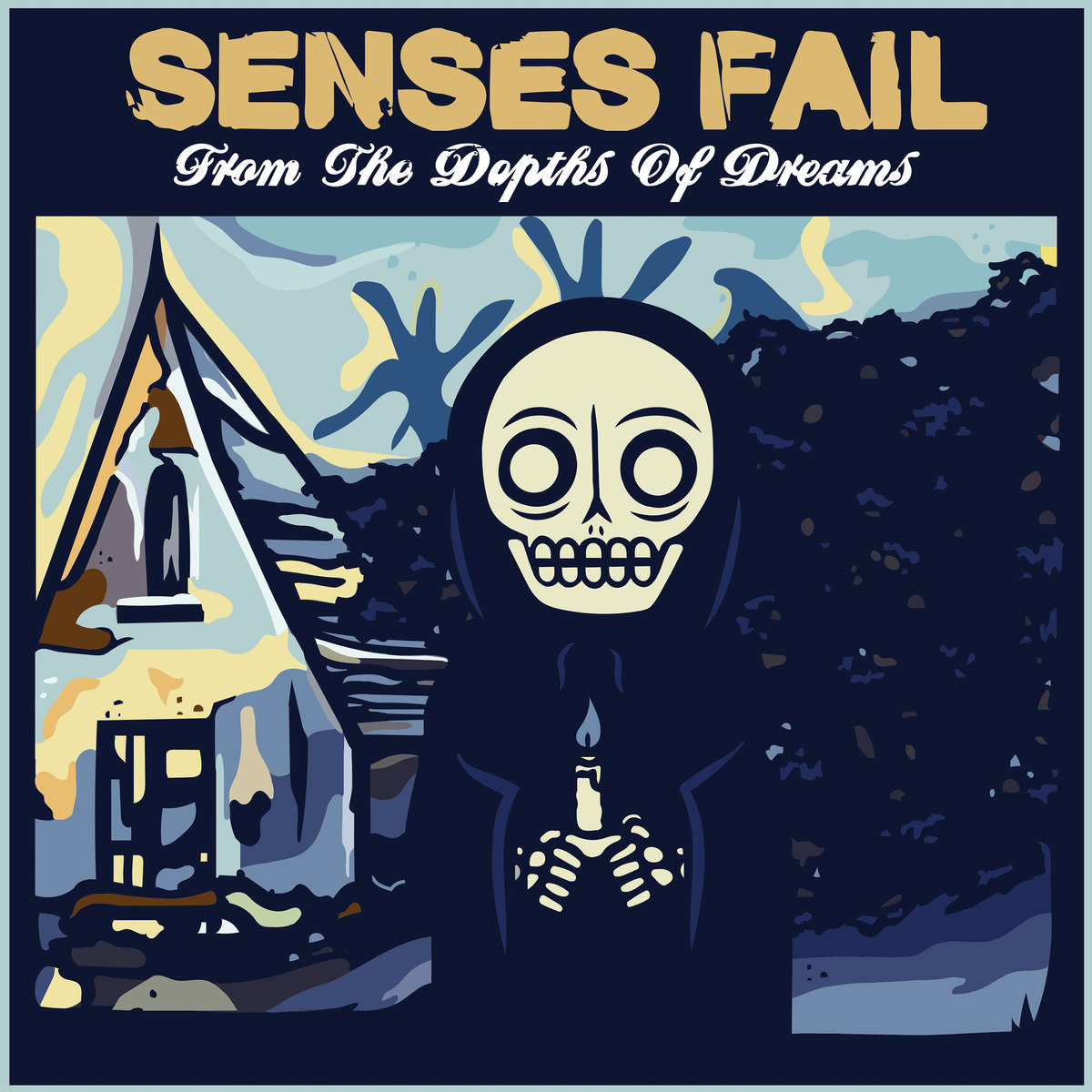 New Senses Fail Album for Review