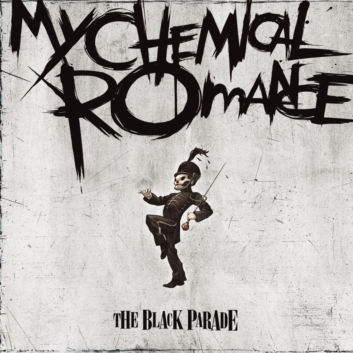 My Chemical Romance The Black Parade Album Cover