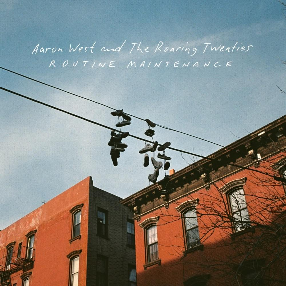 Aaron West and the Roaring Twenties album for album review