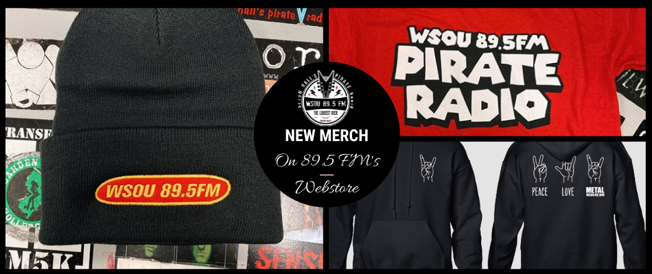 NEW MERCH on the webstore