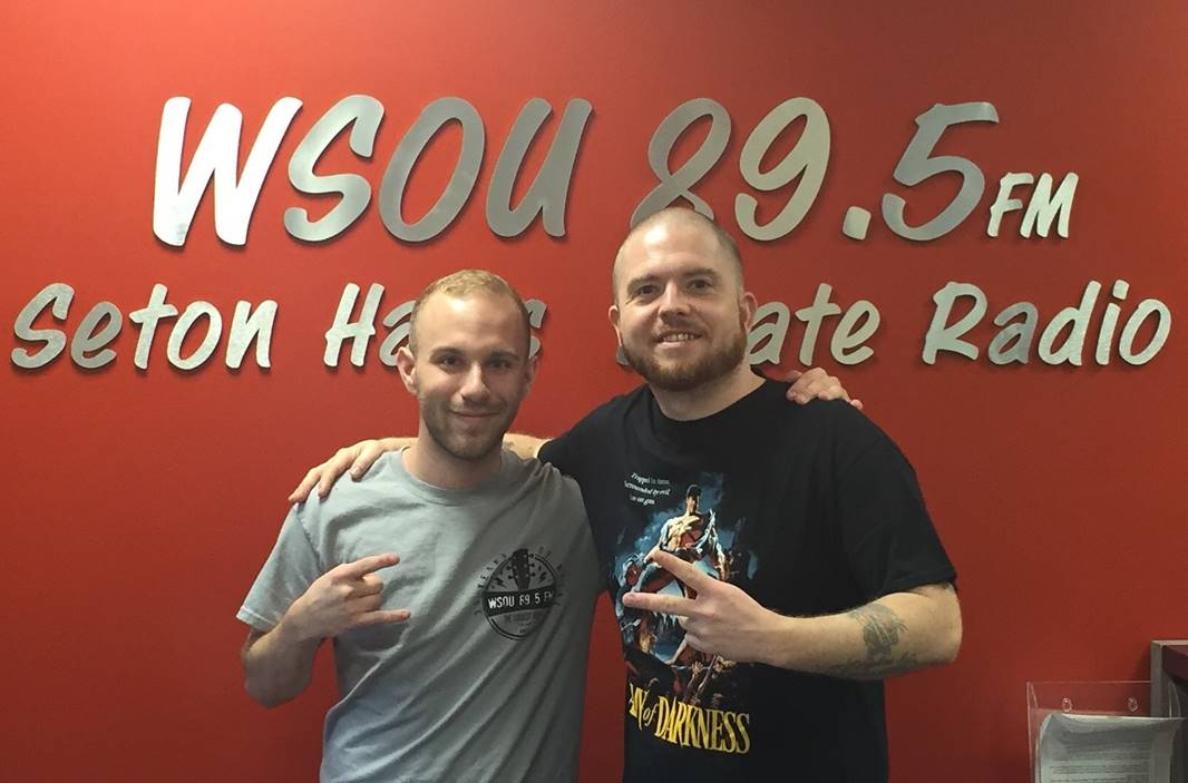 Mike and Jamey Jasta
