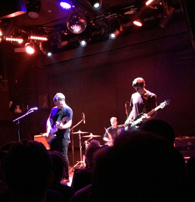 We Were Promised Jetpacks at Bowery Ballroom 2016